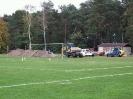 Schmutzwasseranschluss Sportlerheim